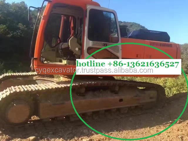 Used Daewoo DH300 crawler excavator for sale doosan DH220 DH500 TRACK EXCAVATOR