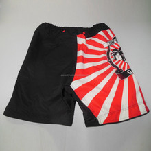 Custom Sports Fight Boxing Kickboxing Muay Thai MMA Workout Training Competition Shorts Boardshorts