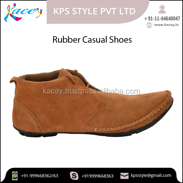 Stylish and Fashionable Grade Daily Wear Rubber Casual Shoes for Sale