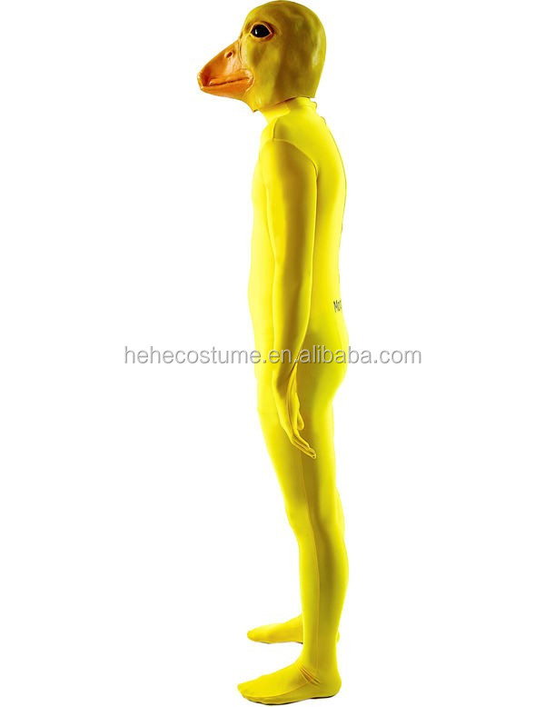 Duck Morphsuit costume