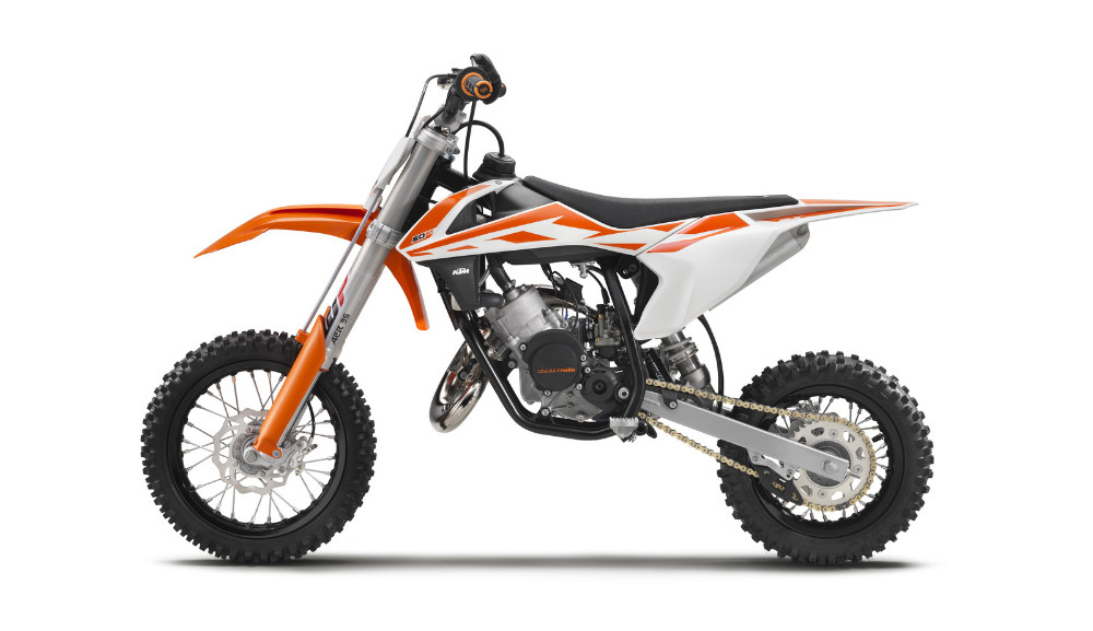 KTM MX 50 SX Mini 2017 (50cc DIRT BIKE)