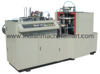 Paper Cup Making Machine (Made In India)/High Speed Long Lasting High Production Automatic Paper Cup Making Machine