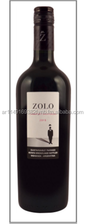 Zolo Classic (Cabernet 100%- Bonarda 100%)Wines from Argentina, South Amercia