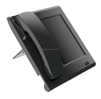 Vivex Desk Phone (VoIP Phone, SIP Phone, WiFi and LAN with Built-in SIP Server)