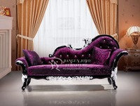 French style bedroom furniture- high end classic chaise lounge