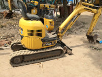 Used excavator Komatsu PC10MR excavator ,Japan Komatsu PC10 excavator for sale