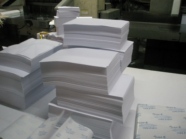 top print copy paper a4 size thailand double a brand copy paper