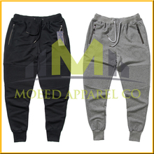 motor biker style joggers sweatpants with custom sizes S-2XL and company logos