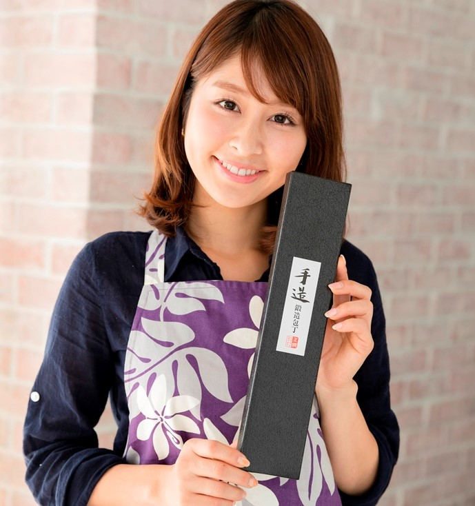 Easy to use and Handcrafted ultrasonic knife Deba,Yanagi knife for Professional , small lot oder also available