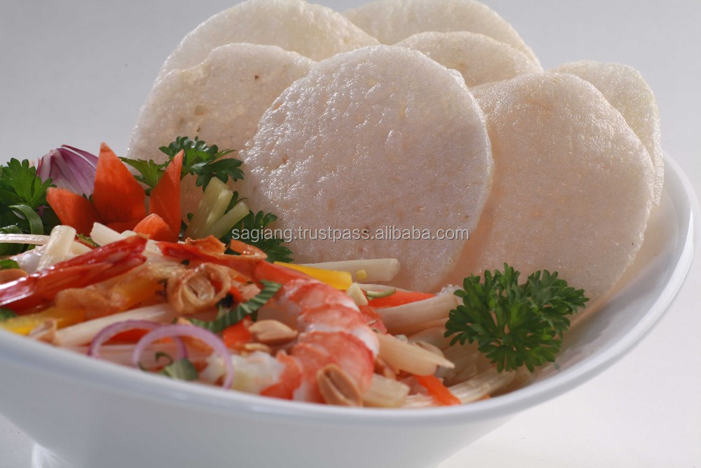 PRAWN CRACKER, KROEPOEK