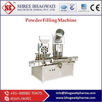 Powder Filling Machine From World Leader Company