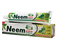 NEEM ACTIVE TOOTHPASTE COMPLETE CARE
