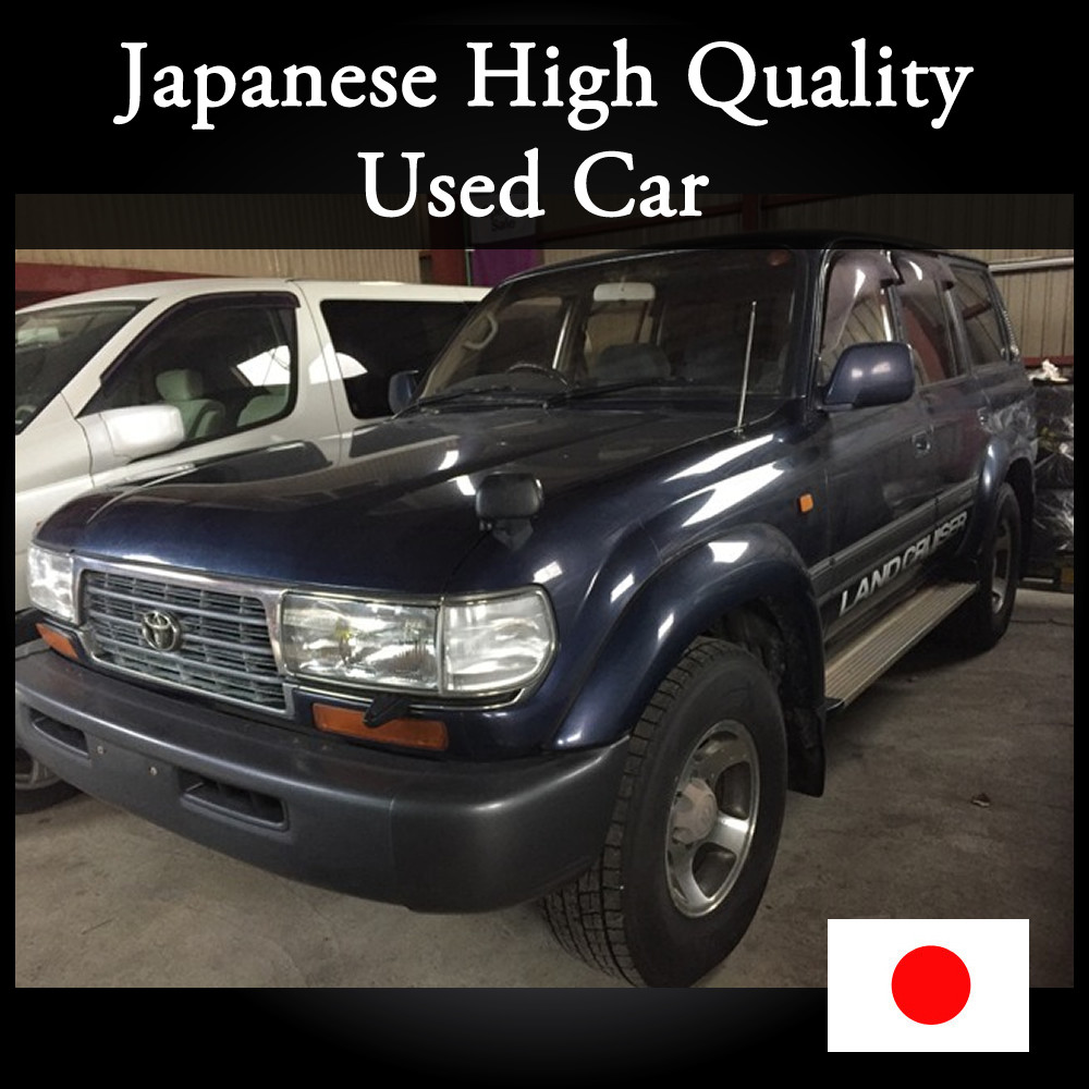 used Toyota Functional car with High quality, Luxury made in Japan