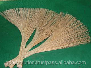 Dryed Coconut Besom/ Broom in garden and home