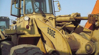 used cat 936 wheel loader, used caterpillar cat 936e wheel loader for sale
