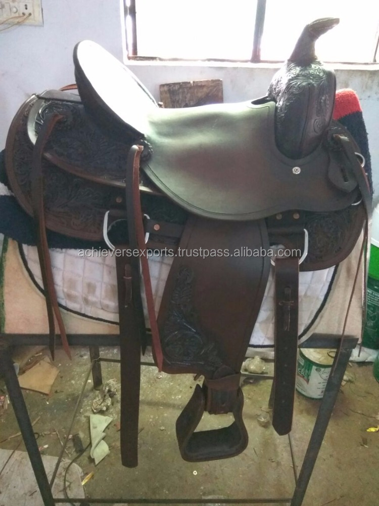 Horse Roping Saddle