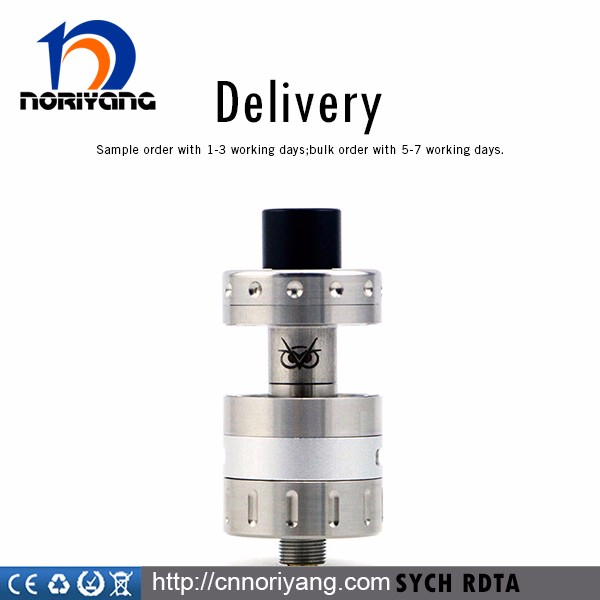 2016 new advken sych rdta atomizer with mini velocity deck