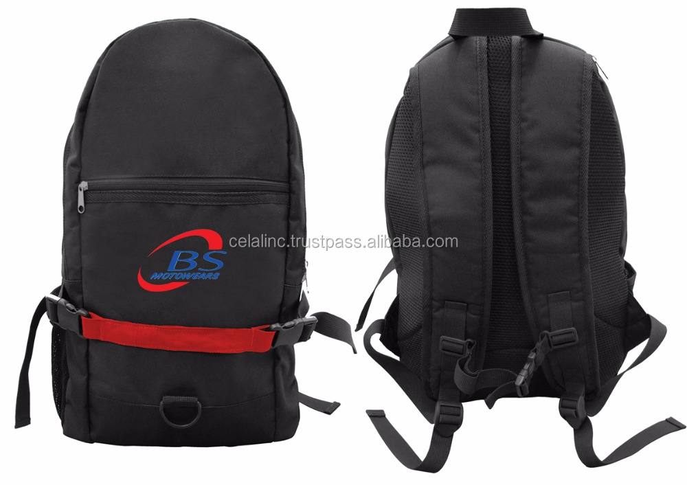 High Quality Cordura Motorbike Back Pack