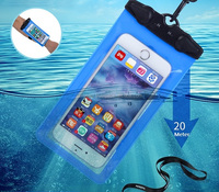 NatureHike Waterproof Protective ABS + PVC Case for 4 Inchi Touch Cellphone with International standard IPX8 water proof
