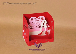 Box Valentine Cards Box Valentine Cards Suppliers And Manufacturers