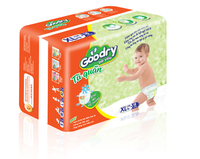 Goodry Baby Pant Diapers XL18