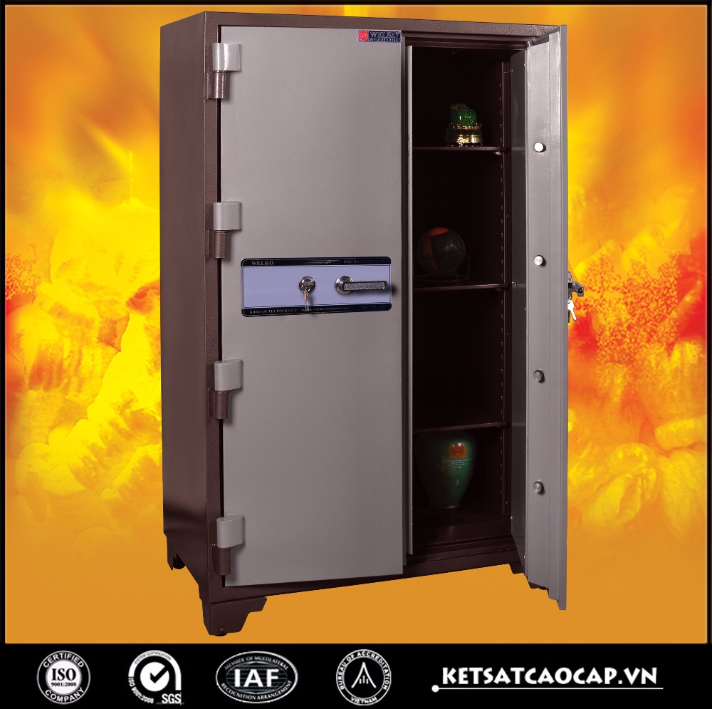 2 DOOR safe vault door digital safe- B1650 (1000)