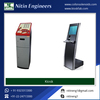 Standing LCD Interactive Computer Kiosk