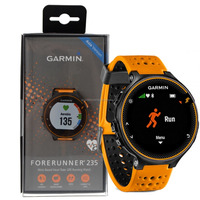 FORERUNNER 235 SMART WATCH - ORANGE BLACK