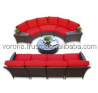 New model Left arm sofa CF1004CT, home furniture sofa, mobile home sofas
