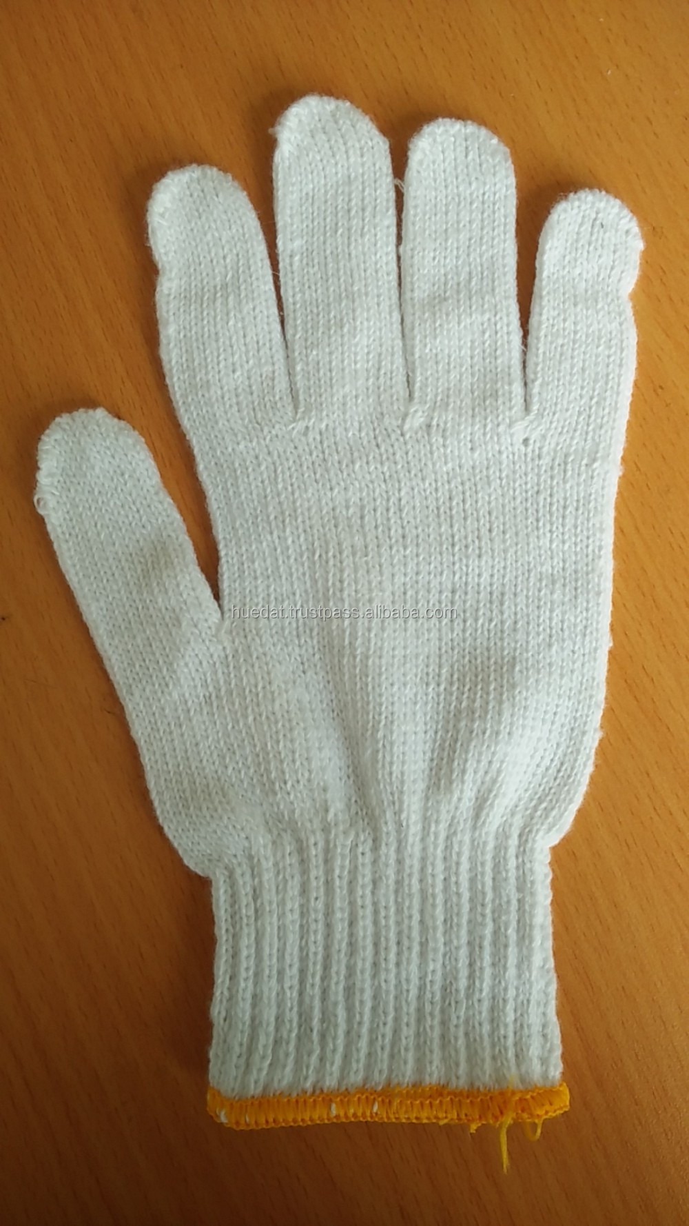Hot-selling! hand gloves for construction work, knitted hand gloves,