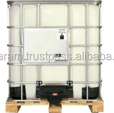 IBC Tank with Wooden Pallet