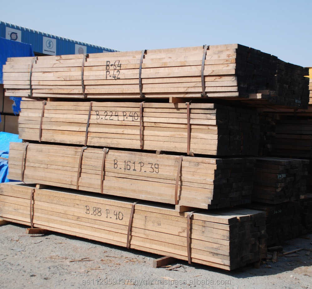 Sawn Keruing (Gurjan) Timber