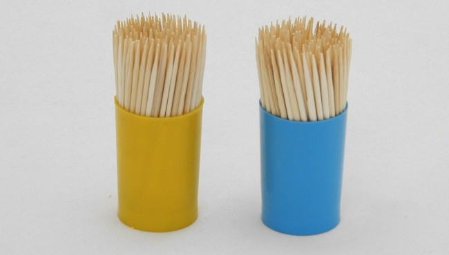 TOOTHPICKS, 2 PK-150/CONTAINER