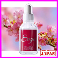 Japanese organic easy to use Stem cell serum EGF cosmetics facial essence as best moisturizer for all skin types