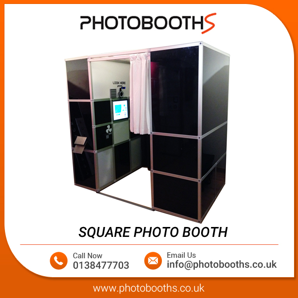 Promotional New LED Inflatable Photo Booth for Sale