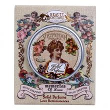 VICTORIAN ROMANCE MEMORIES OF LOVE SOLID PERFUME