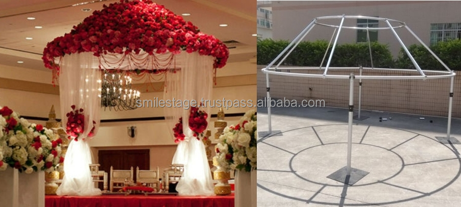 pipe and drapes for wedding decoration/stage backdrop design/adjustable 3-26ft pipe drape/