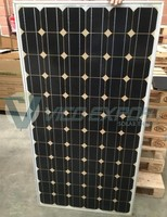 Used second Hand Solar photovoltaic panels 170/180w monocrystalline