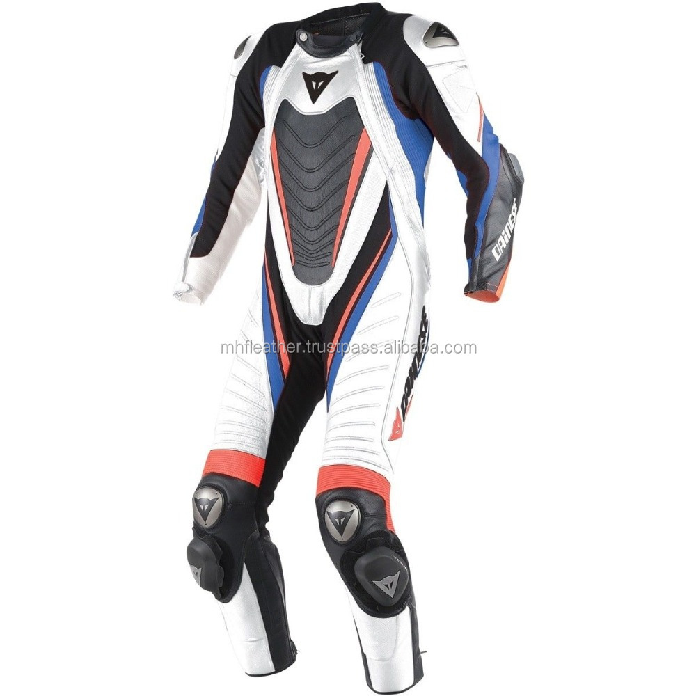 Best Motorbike/Motorcycle Racing Leather Suit -One Piece Suit 604