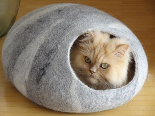 Cat Cave - Pet Bed