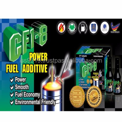 CF1-8 Fuel Additive for Petrol and Diesel Engines for Wholesale