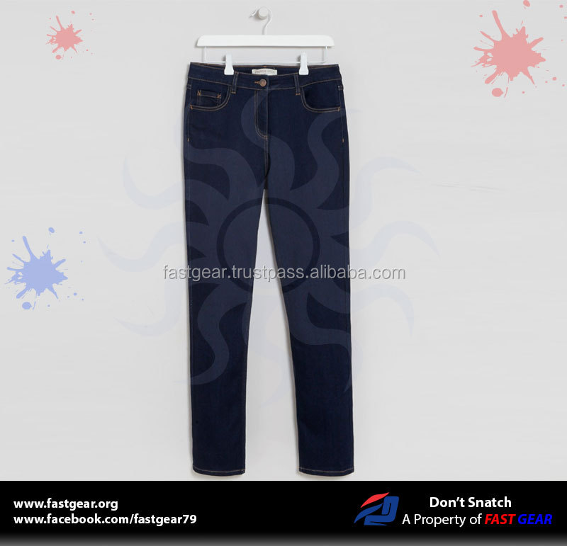 2016 Latest Slim Fit Jeans on Wholesale Price