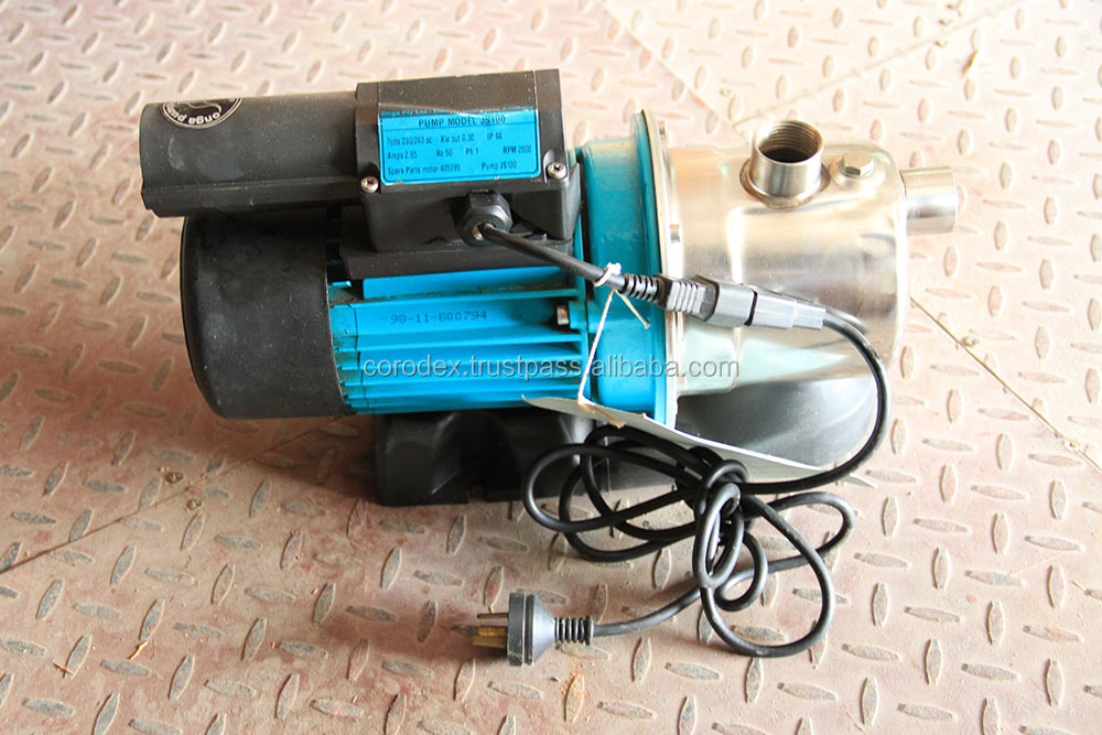 Stock for Sale - Submersible pump - Onga Pump Model JS 100