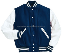 Varsity Jackets / Wholesale Blank Wool Varsity Jackets / Get Your Own Design