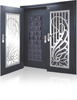 Hot Selling Stainless Steel Security Door Made from Malaysia