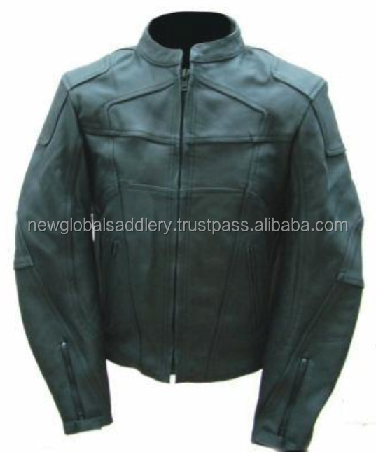 Leather Black jackets