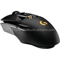 Logitech G900 Chaos Spectrum Professional Wired & Wireless Gaming Mouse - Black