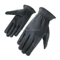 New design male hand sewing breath able driving gloves light brown deer skin leather by EURO SKT Co ...