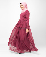 Silk Route Islamic Clothing Abaya Jilbab Islamic Design House - Rose in Bloom Abaya