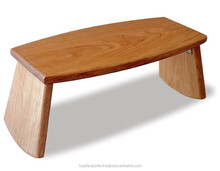 Meditation Wooden Bench Foldable